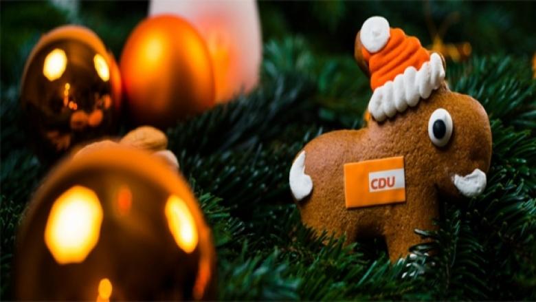 Weihnachtsgrüße des CDU-Gemeindeverbandes und der CDU-Gemeinderatsfraktion
